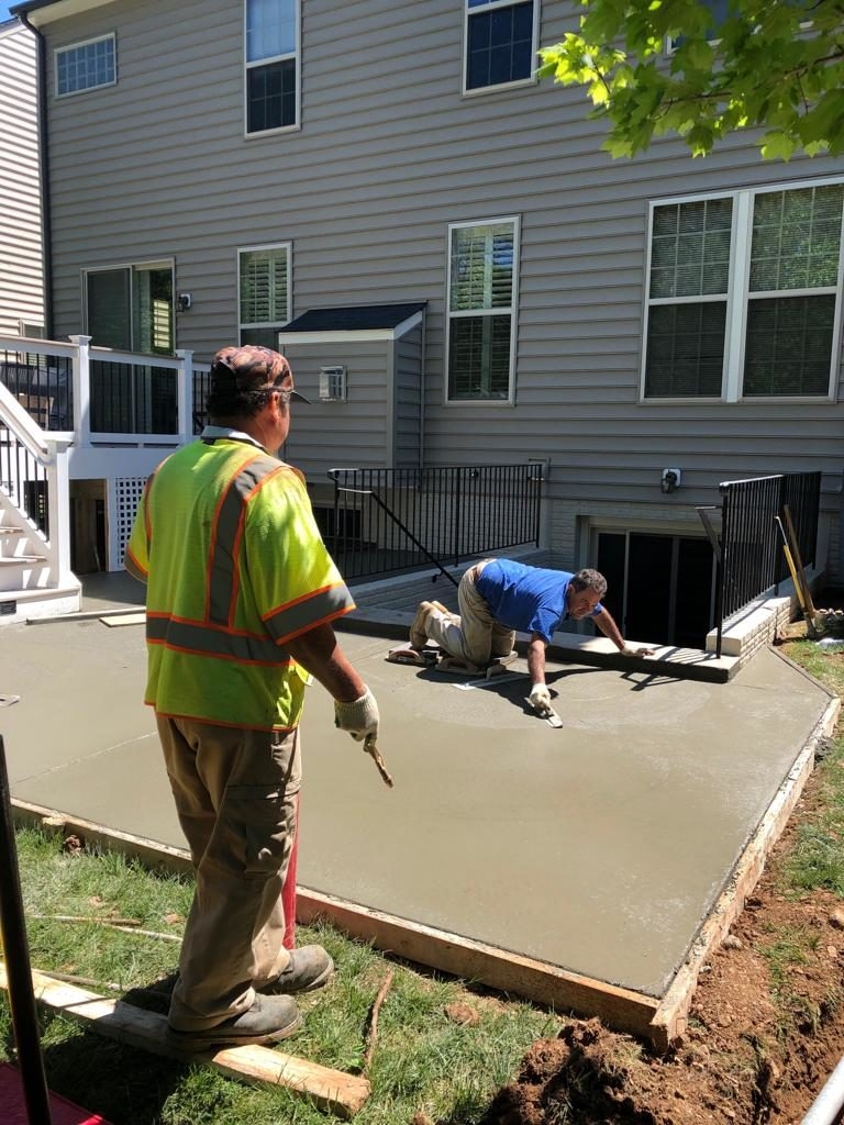 Concrete Service In Woodbridge VA